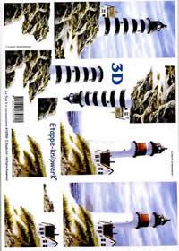 Hojas de 3D Leuchtturm - Formato A4