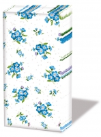 pañuelos de papel Forget Me Not