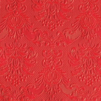 Cocktail napkins Elegance Red