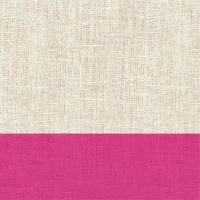 Servilletas Cocktail Linen Magenta