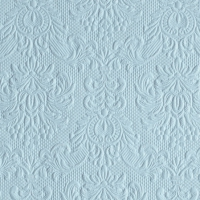 Cocktail napkins Elegance Pale Blue