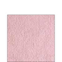Servietten 25x25 cm - Elegante Pastellrose