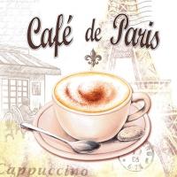 Cocktail Tovaglioli Café De Paris