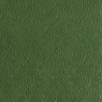 Lunch Servietten ELEGANCE DARK GREEN