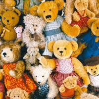 Serviettes lunch TEDDY BEARS