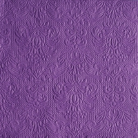 Lunch Servietten ELEGANCE PURPLE