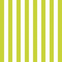 Lunch Servietten Stripes Summer green