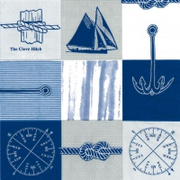 Lunch napkins Nautic