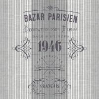 Lunch Servietten BAZAR PARISIEN