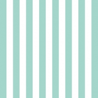 Lunch Servietten STRIPES AQUA