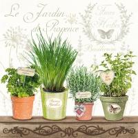 Lunch napkins Le Jardin De Provence