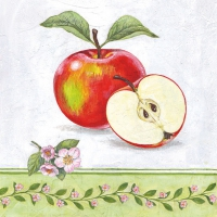Lunch napkins Apple Blossom