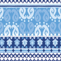 Lunch napkins Amara Blue