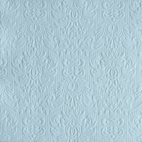 Serviettes lunch Elegance Pale Blue