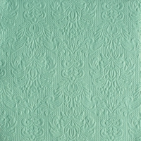 Serviettes lunch Elegance Pale Aqua