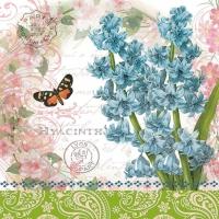 Lunch Servietten Hyacinth