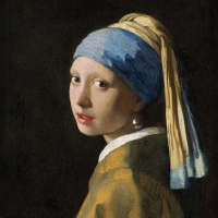 Servilletas Lunch Girl With The Pearl Earring