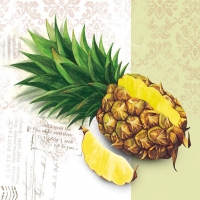Serviettes lunch Pineapple