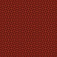 Serviettes de table 33x33 cm - Vinci Rouge