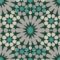 Napkins 33x33 cm - Elino Green