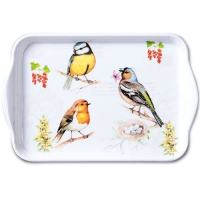 Tray  Birds On Twig