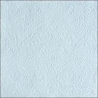 Dinner napkins Elegance Light Blue