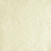 Servilletas Dinner ELEGANCE PEARL CREAM