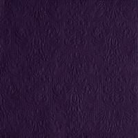 Servilletas 40x40 cm - Elegancia Violeta