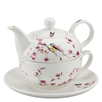Tea 4 One - Vogel & Blüte Weiß