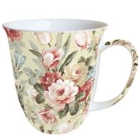 Porzellan-Henkelbecher Mug 0.4 L Kate