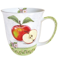 porcelain cup Mug 0.4 L Apple Blossom