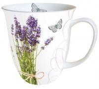 Porzellan-Tasse Bunch Of Lavender