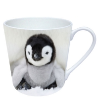 porcelain cup Baby Penguin