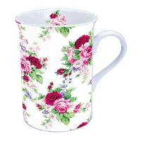 taza de la porcelana Antoinette
