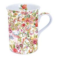taza de la porcelana Gypsy