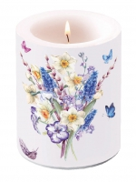 Candles Candle Big Muscari