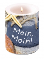 Candles Candle Big Moin Moin