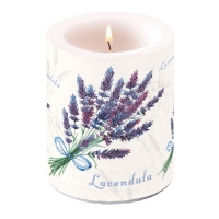Candles Candle Big Lavendula