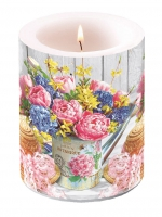 Candles Candle Big Jardin Boutique