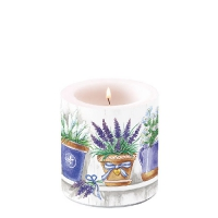 Candles small Lavender Range
