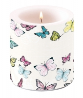 Candles Butterfly
