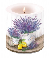 Candles small Lavender