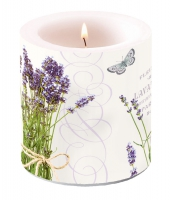 Velas Bunch Of Lavender