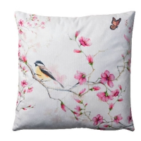 Pillow Bird & Blossom