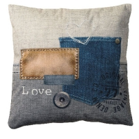 Almohada Original Denim