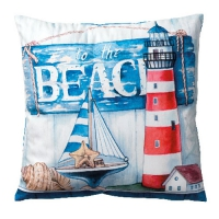 Pillow To The Beach