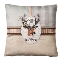 Pillow Wild Deer