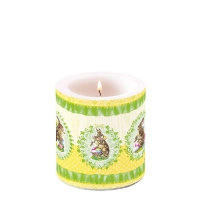 Candles small Nostalgic Easter Yellow