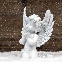Lunch Servietten Angel