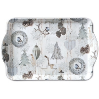 Tray White Decorations